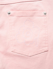 Marimekko - LUOTAUS SOLID TROUSERS - broeken met wijde pijpen - pink - 5