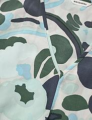 Marimekko - SOLMU KARUSELLI - midi kjoler - beige, dark green, turquoise - 2