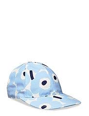 HALKO MINI UNIKKO Cap - WHITE,LIGHT BLUE,DARK BLUE