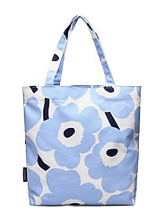 NOTKO PIENI UNIKKO Bag - WHITE,LIGHT BLUE,DARK BLUE
