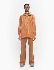 Marimekko - JOKAPOIKA 2017 - chemises à manches longues - beige, orange - 0