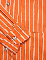Marimekko - JOKAPOIKA 2017 - chemises à manches longues - beige, orange - 7