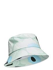 OLEMA PIENI UNIKKO BUCKET HAT - LIGHT TURQUOISE,BLUE,GREEN