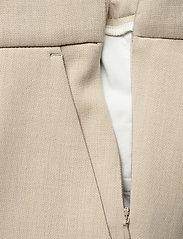 Marimekko - HAKKU COLOR TROUSERS - bukser med lige ben - off-white - 3