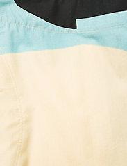 Marimekko - KUUSIKULMIO KIILA SKIRT - maxi nederdele - beige, turquoise, black - 2