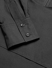 Marimekko - JANASTO SOLID SHIRT - langærmede bluser - black - 2