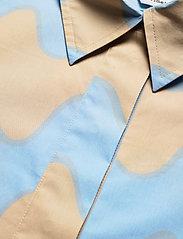 Marimekko - KUULUMINEN PIKKU LOKKI DRESS - midi jurken - blue, sand - 2