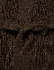 Marimekko - FRUSTUM CARDIGAN - cardigans - brown - 3