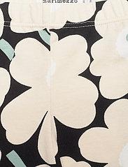 Marimekko - LAIRI MINI UNIKOT TROUSERS - leginsy - black, beige, light green - 2