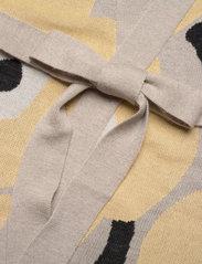 Marimekko - UNEKSUVA UNIKKO CARDIGAN - cardigans - beige,light yellow,black - 3