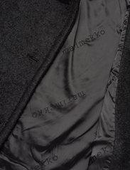 Marimekko - SAMOILLA COAT - vinterfrakker - black - 4