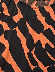 Marimekko - KULTASIIPI KIIKARI SHIRT - langærmede bluser - brown, black - 2