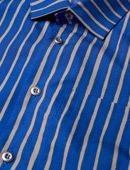Marimekko - JOKAPOIKA 2017 SHIRT - langærmede skjorter - blue, sand - 2