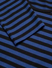 Marimekko - PITKÄHIHA SHIRT - langærmede toppe - black, blue - 2