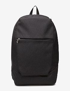 KORTTELI CITY BACKPACK - rygsække - black