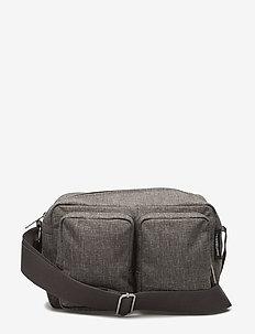 KORTTELI SHOULDER BAG - crossbody bags - melange grey