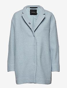 MOLLA Coat - LIGHT BLUE