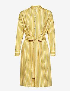 ILMASSA PICCOLO Dress - YELLOW, WHITE