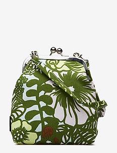 ROOSA AURINGON ALLA Shoulder-bag - TURQUOISE,GREEN,BROWN