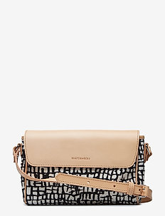 KAISA LUKKI Bag - OFF WHITE,BLACK