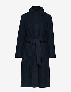 KARA Coat - DARK BLUE