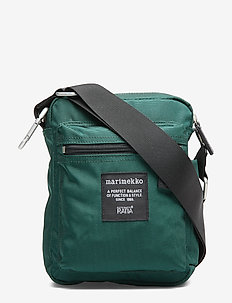 CASH & CARRY Bag - DARK GREEN