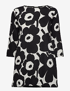 PERETTA PIENI UNIKKO Tunic - OFF WHITE, BLACK