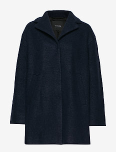 AHO Coat - DARK BLUE