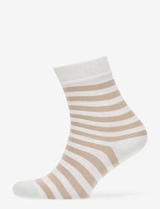 RAITSU Ankle socks - LIGHT BEIGE, OFF WHITE