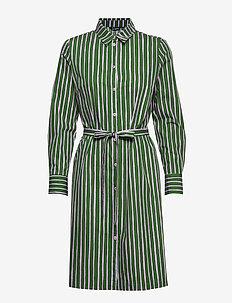 YLVÄS PICCOLO Dress - LILAC, GREEN