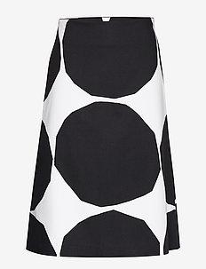 TUTUJA KIVET Skirt - OFF-WHITE, BLACK