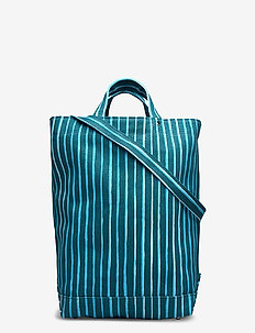 ODELIA RISTIPICCOLO Bag - top handle - blue,green,light turquoise