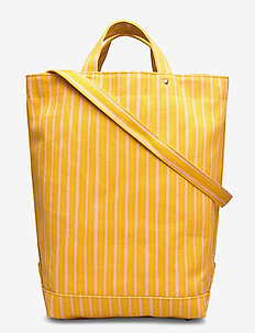 ODELIA PICCOLO Bag - top handle - yellow,pink