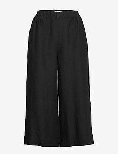 TUULELMA SOLID Trousers - BLACK