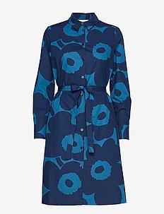 YLVÄS UNIKKO Dress - BLUE, DARK BLUE