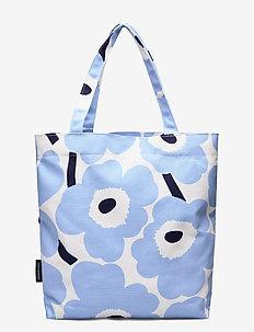 NOTKO PIENI UNIKKO Bag - WHITE,LIGHT BLUE,DARK BLUE