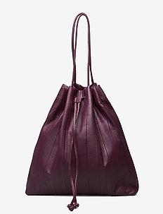 KLAARA Bag - WINE RED