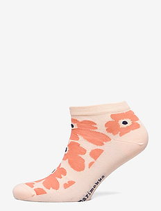 SALMI UNIKKO Socks - peach, coral, dark blue