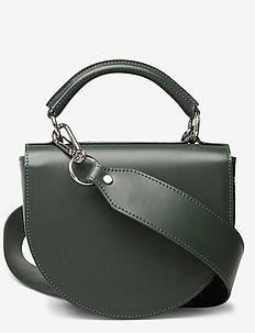 ITTA SHOULDER BAG - skuldertasker - dark green