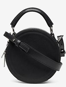 LAHJA SHOULDER BAG - axelremsväskor - black