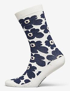 HIETA UNIKKO SOCKS - sokker - blue, white