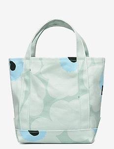 SEIDI PIENI UNIKKO - top handle - light turquoise,blue,green