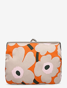 PUOLIKAS KUKKARO MINI UNIKKO - plånböcker - orange,beige,pink
