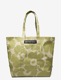 PERUSKASSI WX PIENI UNIKKO BAG - shopperit - green,green