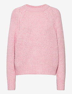 UUMOILLA KNITTED PULLOVER - jumpers - light pink