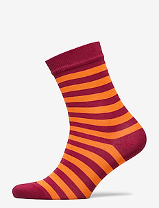 RAITSU SOCKS - socken - dark red, orange