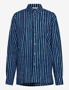 JOKAPOIKA 2017 SHIRT - langermede skjorter - blue, navy