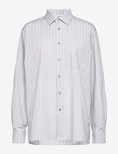 JOKAPOIKA 2017 SHIRT - overhemden met lange mouwen - light grey, grey