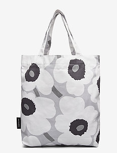 NOTKO PIENI UNIKKO II BAG - shopperit - grey,light grey,dark grey