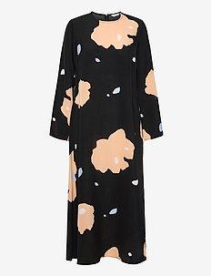 HILBERTTI LENNOKKI DRESS - aftenkjoler - black, beige, blue